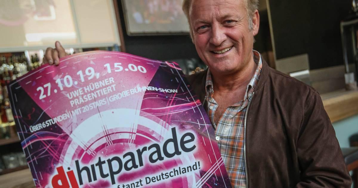 Schlager-Party in Düsseldorf: Uwe Hübner lädt zum Fan-Fest für 27. und 28. Oktober