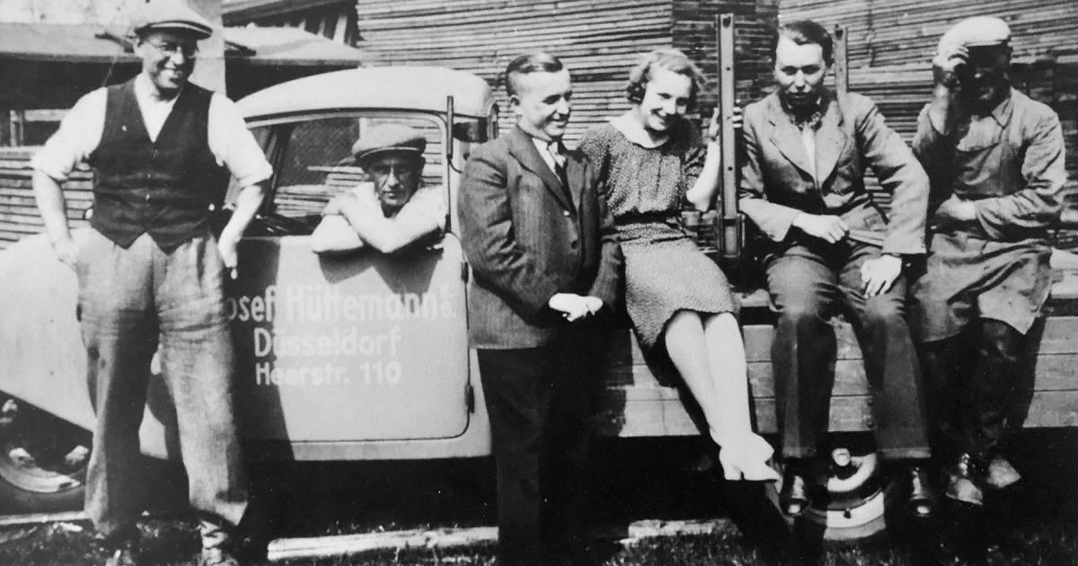 Hüttemann blickt auf eine mehr als 120-jährige Geschichte zurück