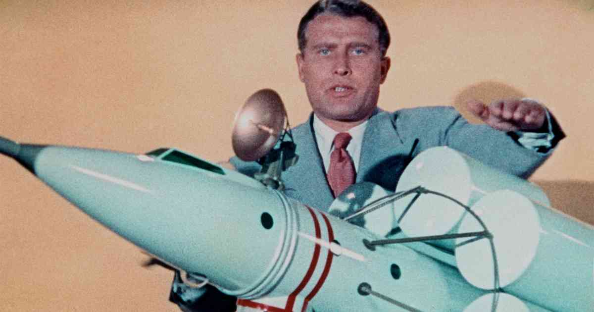 Raketenkonstrukteur: Zwischen Hitler und Hollywood