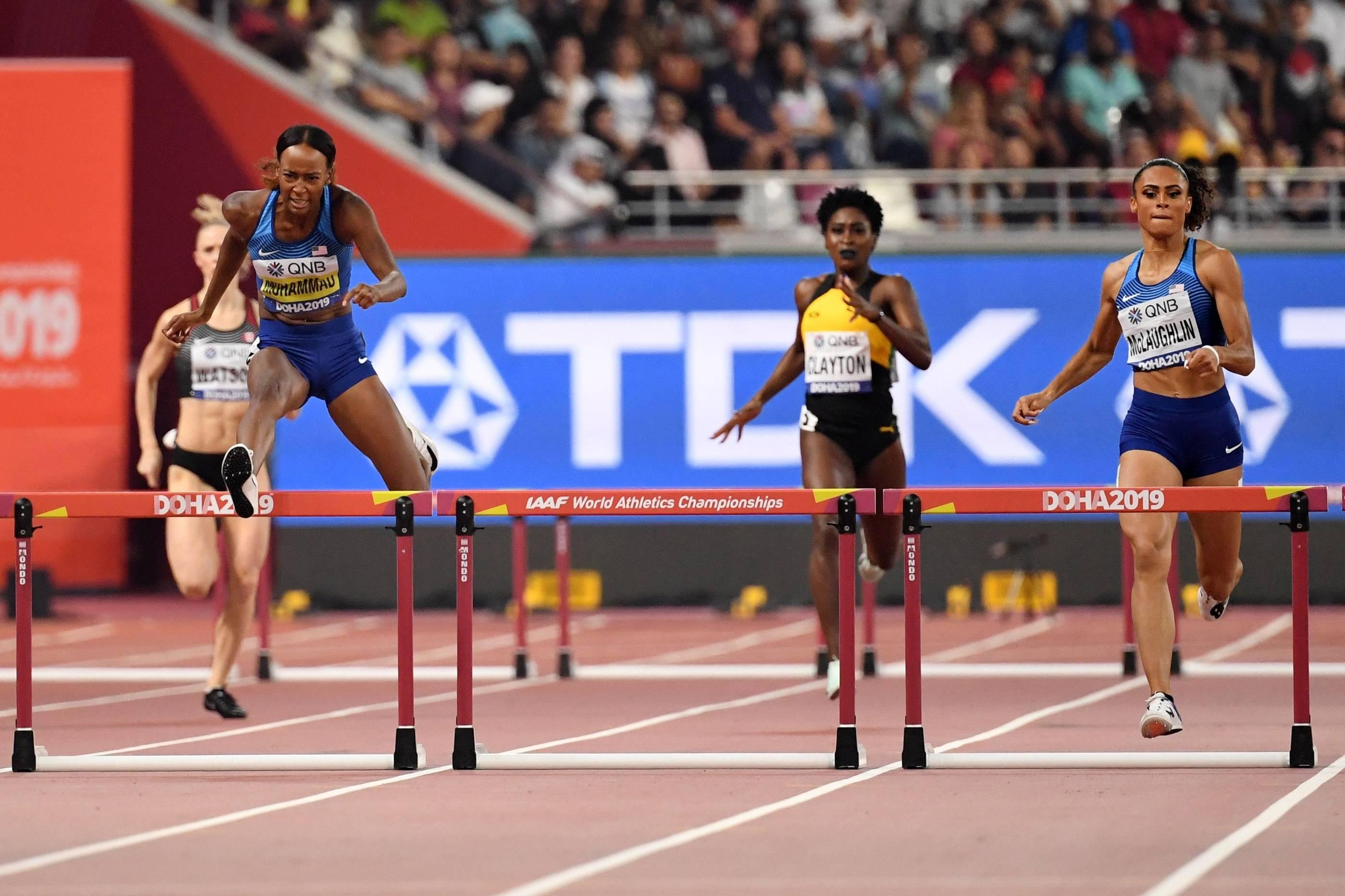 400 Meter Weltrekord