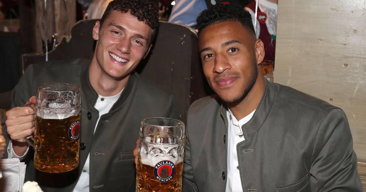 Der FC Bayern München auf der Wiesn - das offizielle