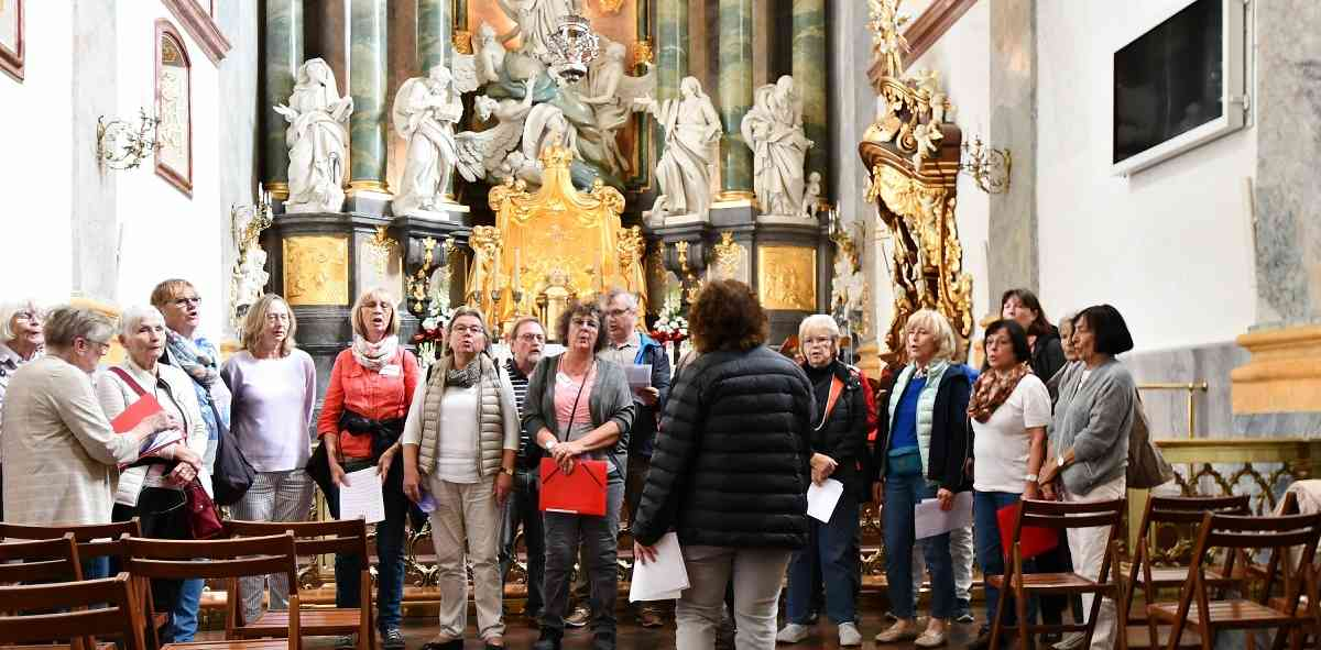 Erkrath: Projektchor singt für die Völkerverständigung