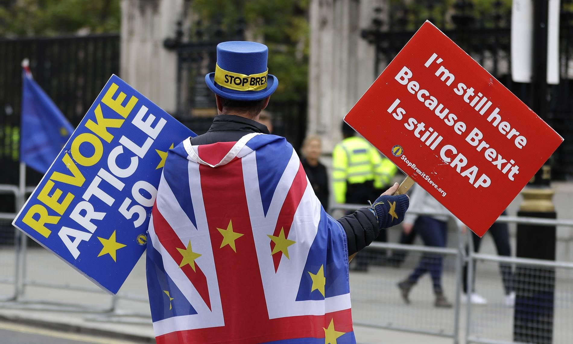Brexit - EU-Parlamentspräsident Sassoli sieht keine Fortschritte