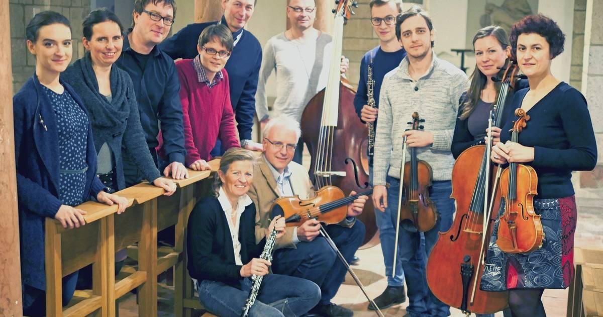 Die Ensembles Sonare und Cantus aus Neuss auf Tournee in Australien