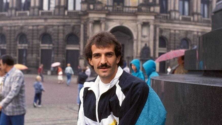Fußball-Bundesliga: Sergio Allievi wechselte 1990 als einer der ersten Westdeutschen nach Ostdeutschland