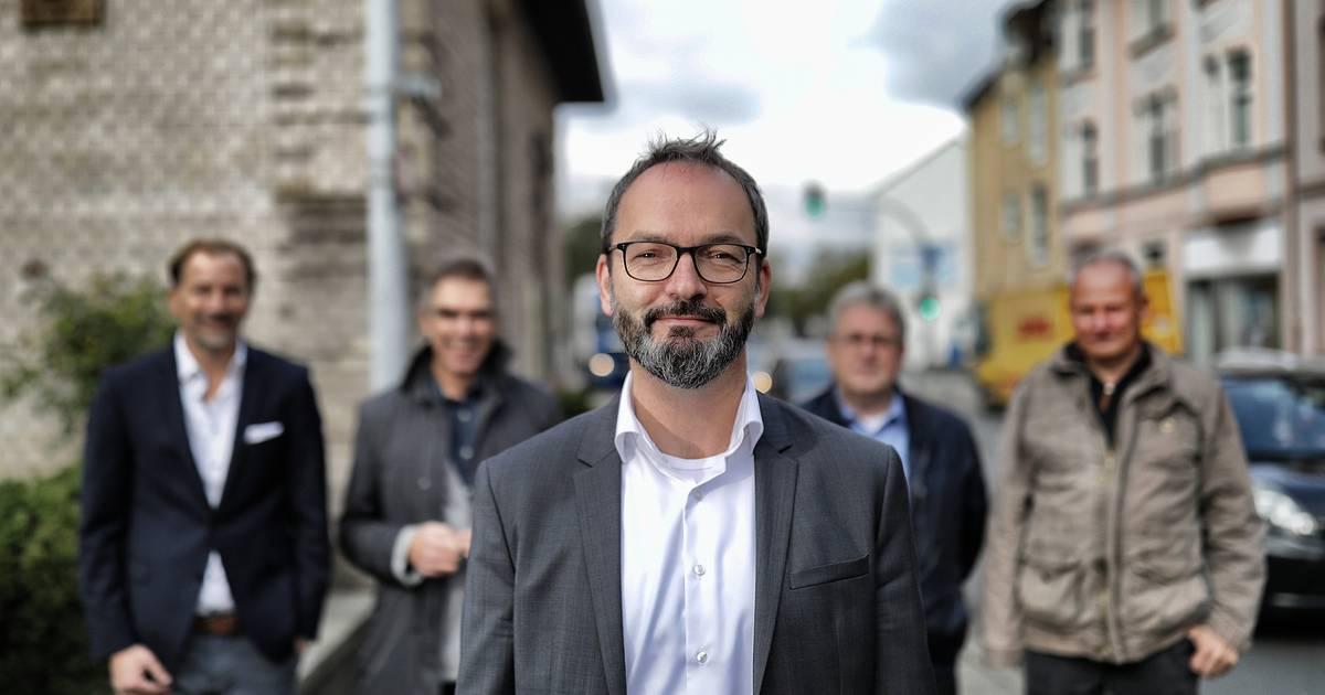 Vier Parteien unterstützen Bürgermeister-Kandidaten