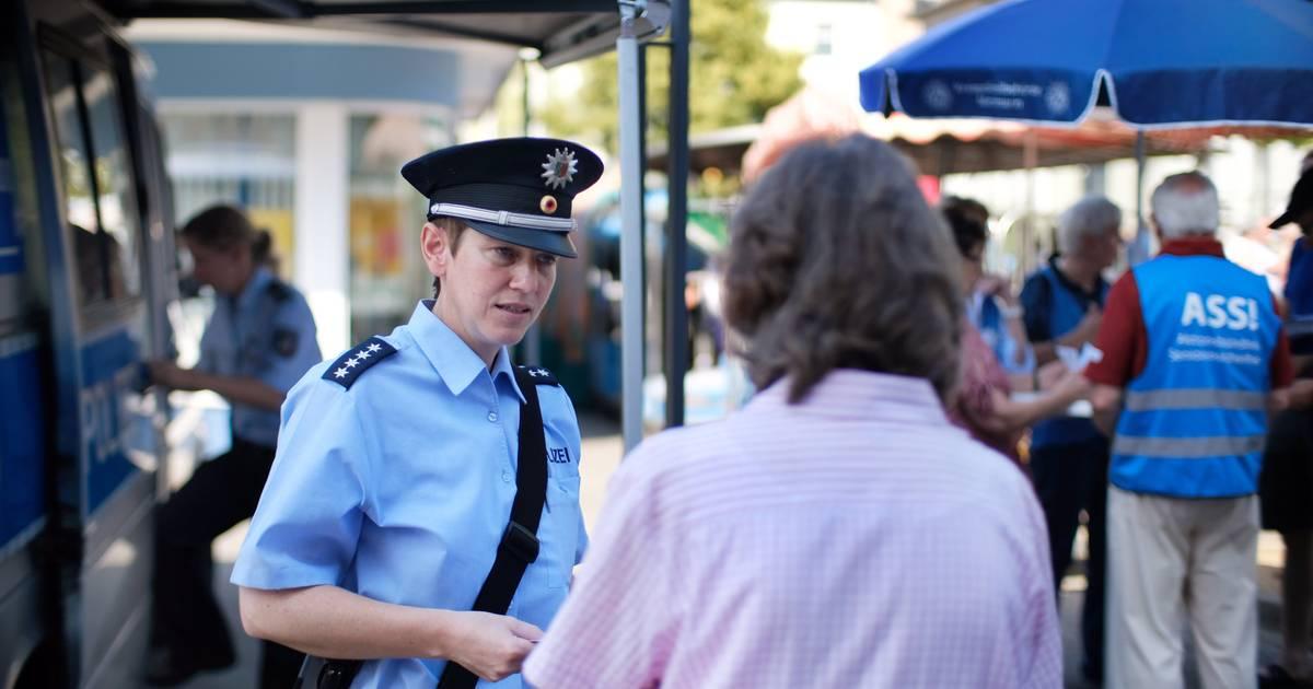 Heiligenhaus: Polizei informiert über Seniorensicherheit