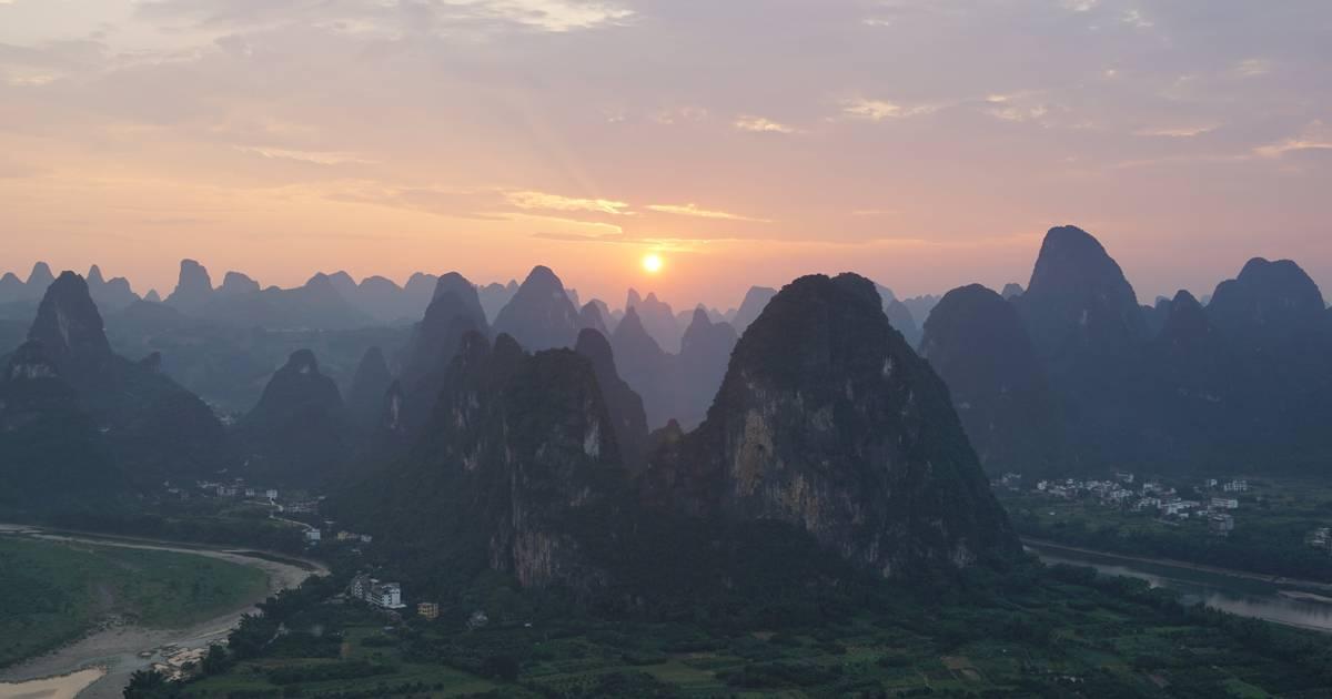 Neuss: David Münch ist auf Weltreise mit dem Fahrrad in China