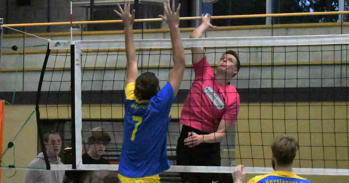 Volleyball: Hau unterliegt Kevelaer im Derby 1:3