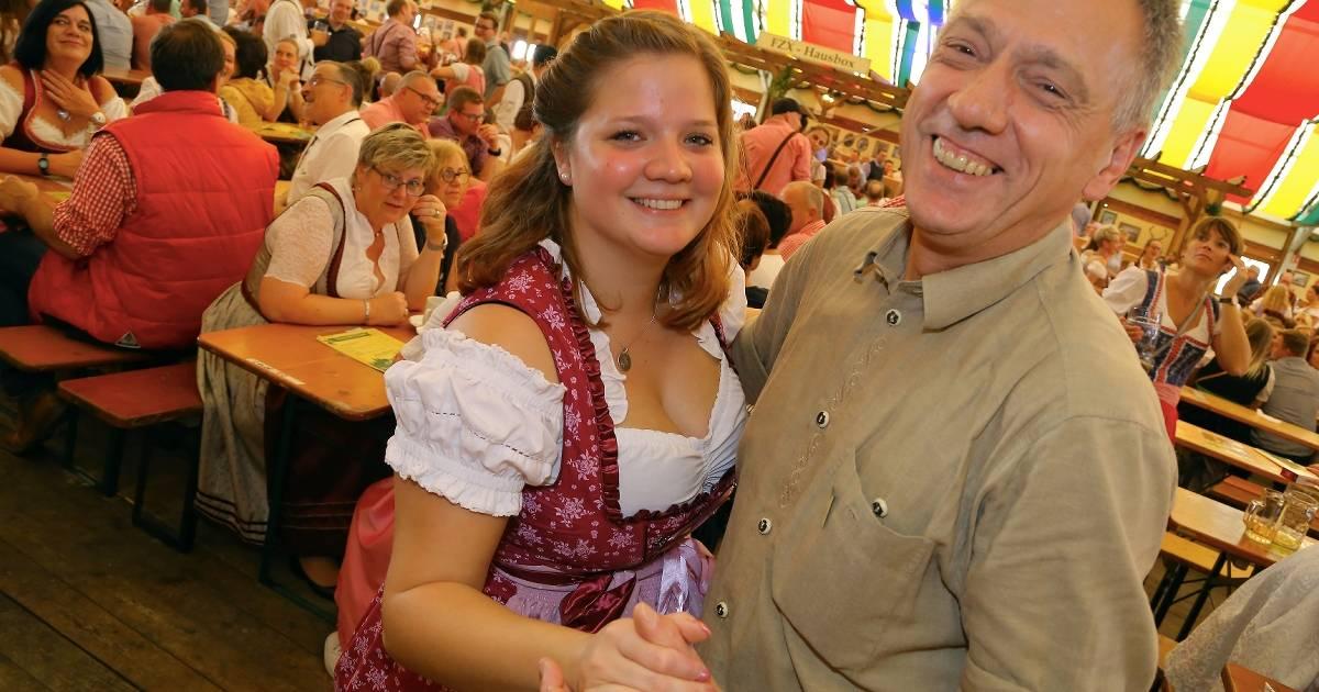 Wilfried Meyer zieht positives Halbzeit-Fazit zum Oktoberfest Xanten 2019