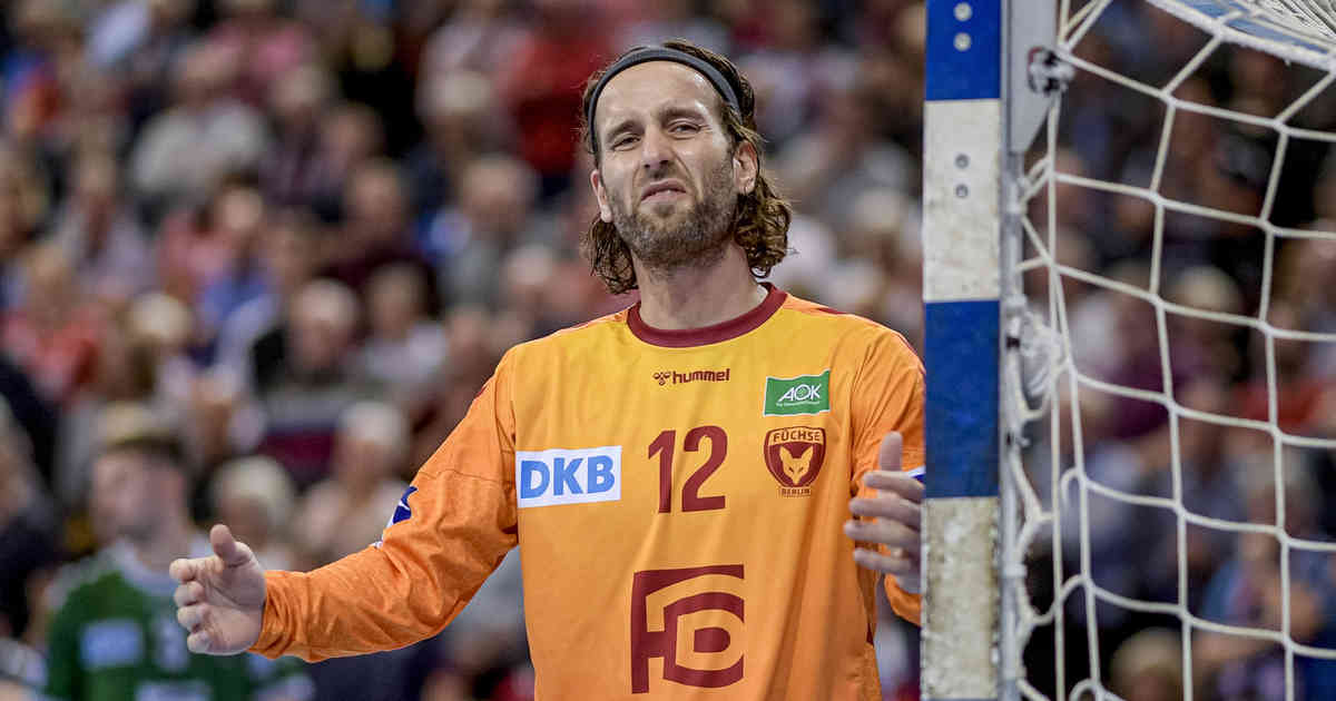 Kader: Silvio Heinevetter nicht für Handball-Nationalteam nominiert