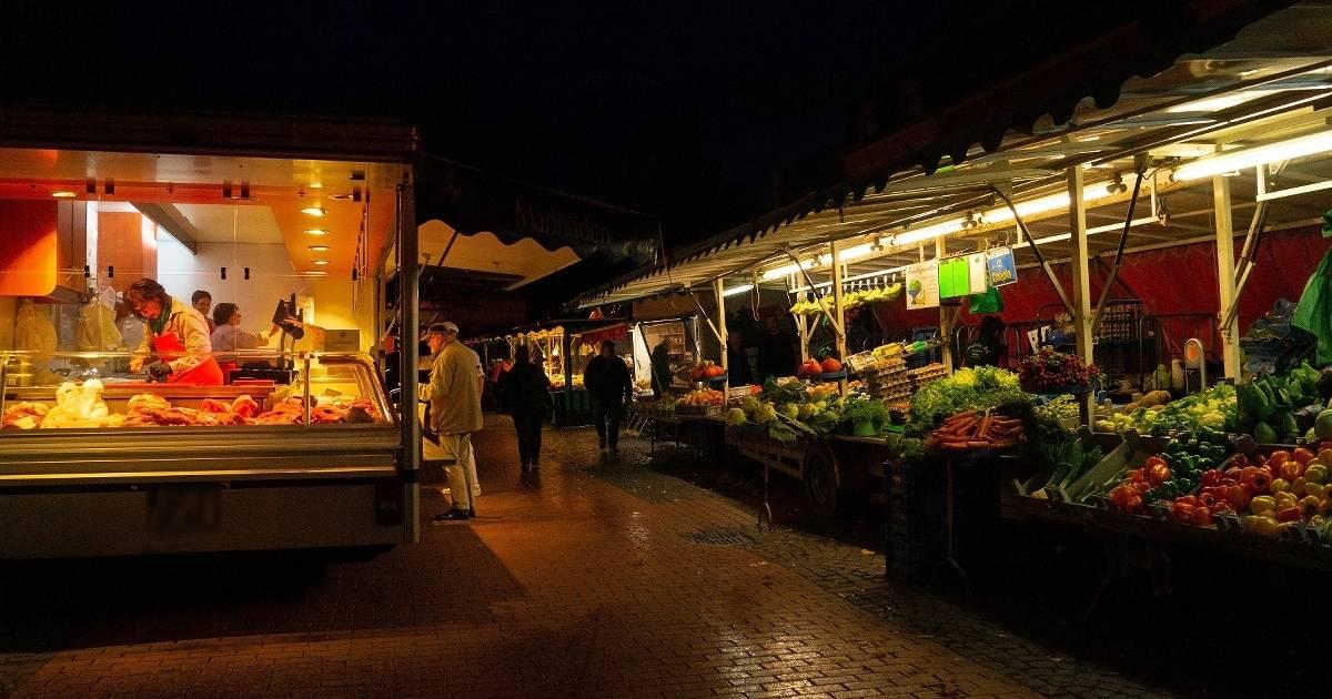 Dülken: Zieht der Wochenmarkt bald um?
