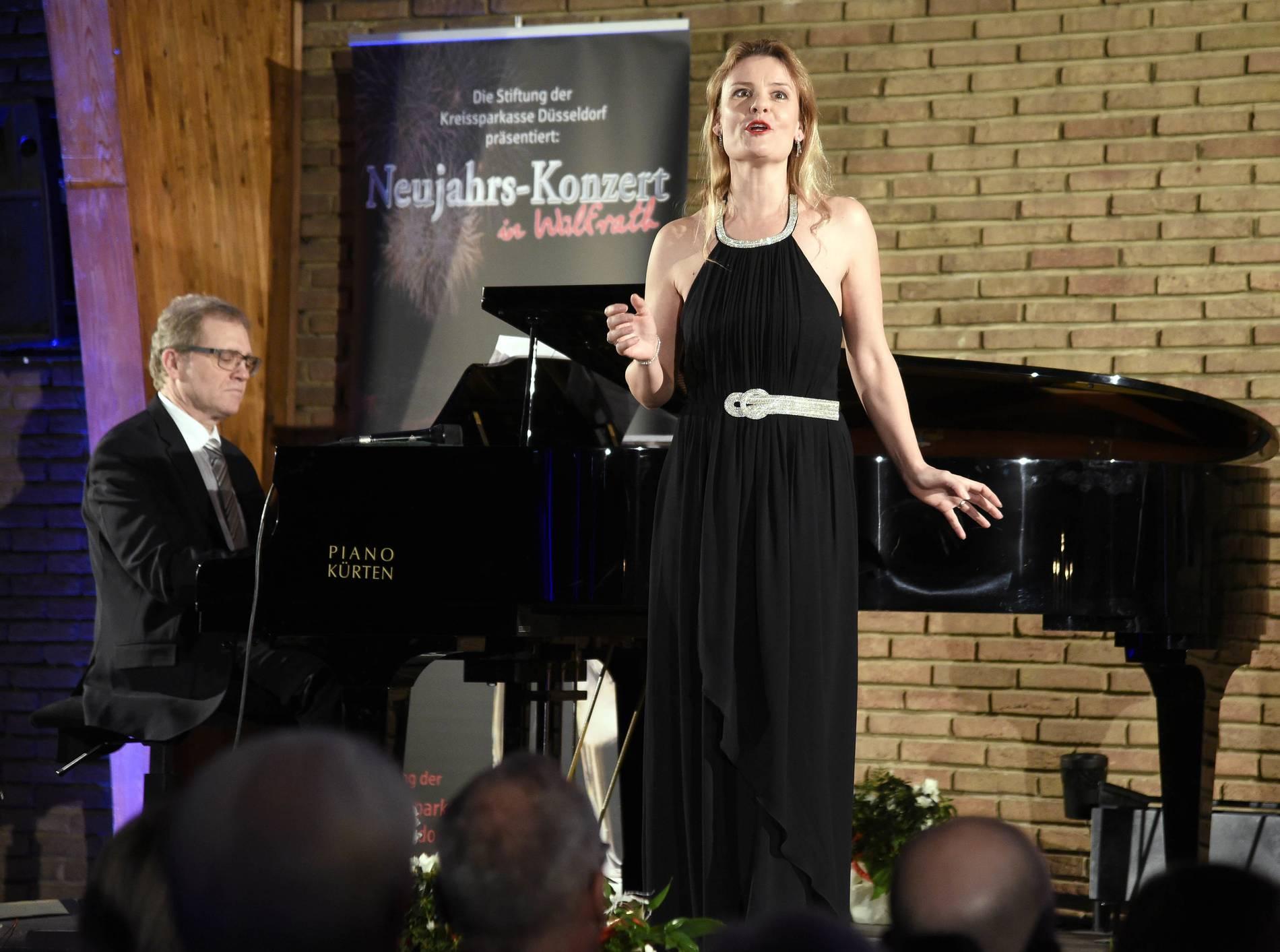Opernstars wieder zu Gast im Wülfrather Stadtteil Düssel