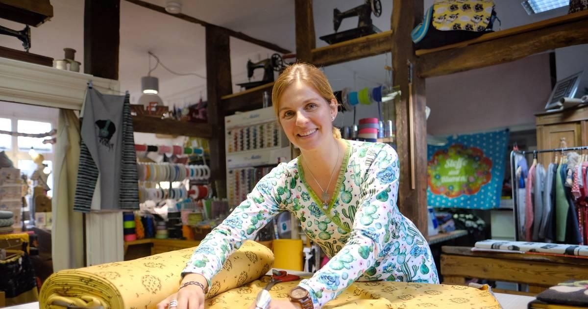 Die Wülfratherin Jennifer Stauff hat ihr Hobby zum Beruf gemacht