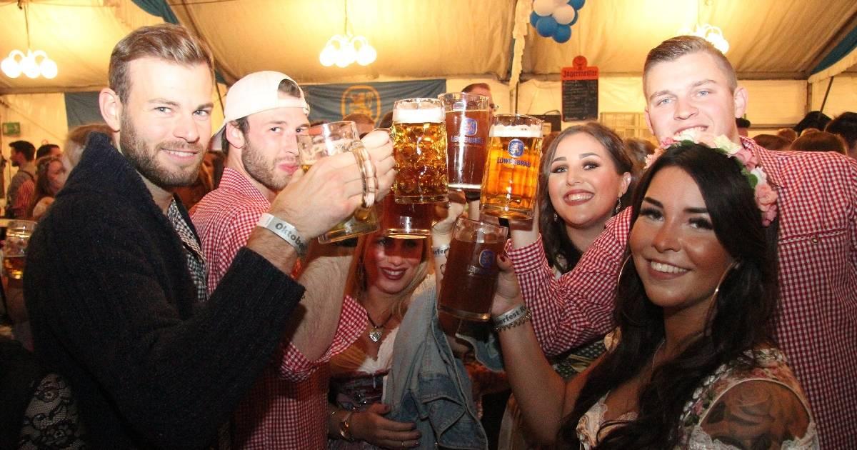 Erkelenz: Vorverkauf für Oktoberfest in Kuckum