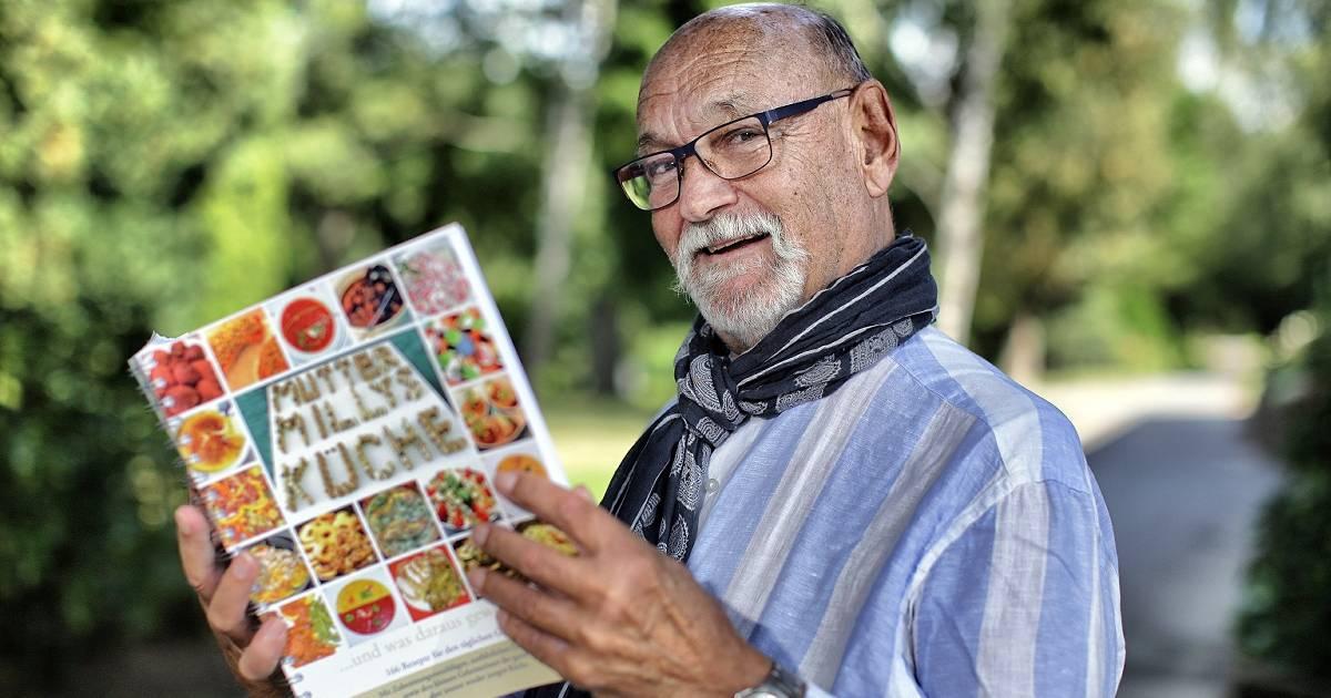 Mettmanner stellt sein neues Kochbuch vor