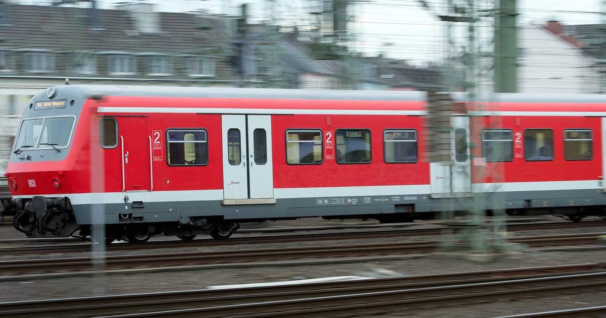 Strecke Duisburg - Düsseldorf: Sperrungen wegen Baustelle der Deutschen Bahn