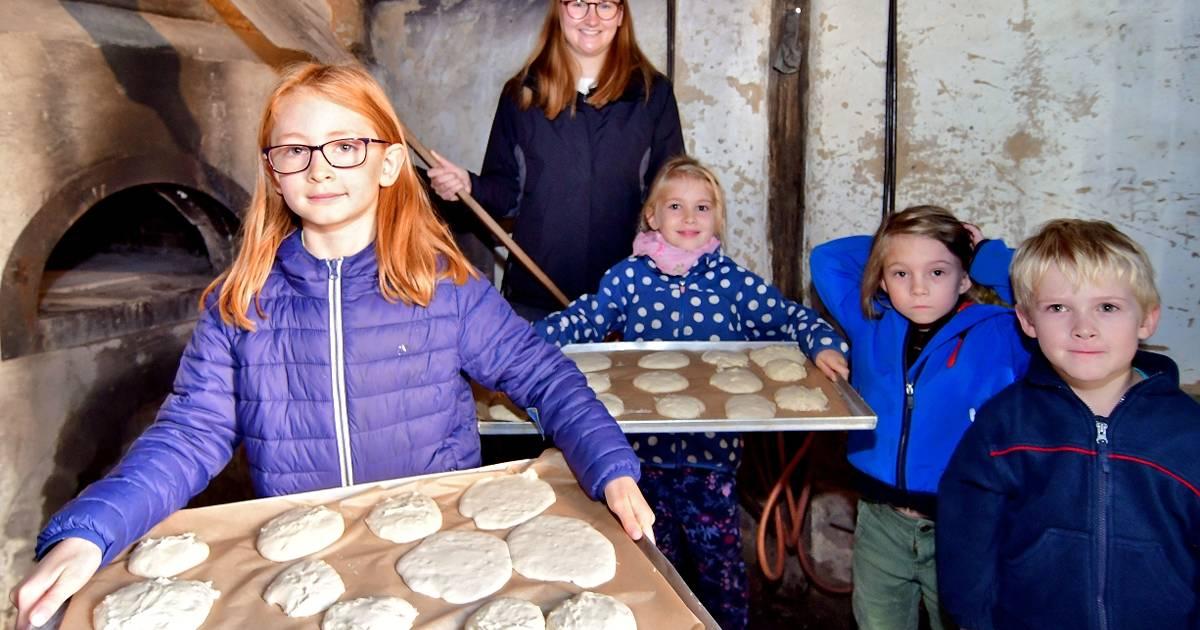 """Workshop """"Vom Korn zum Brot"""" im Niederrheinischen Freilichtmuseum Grefrath"""