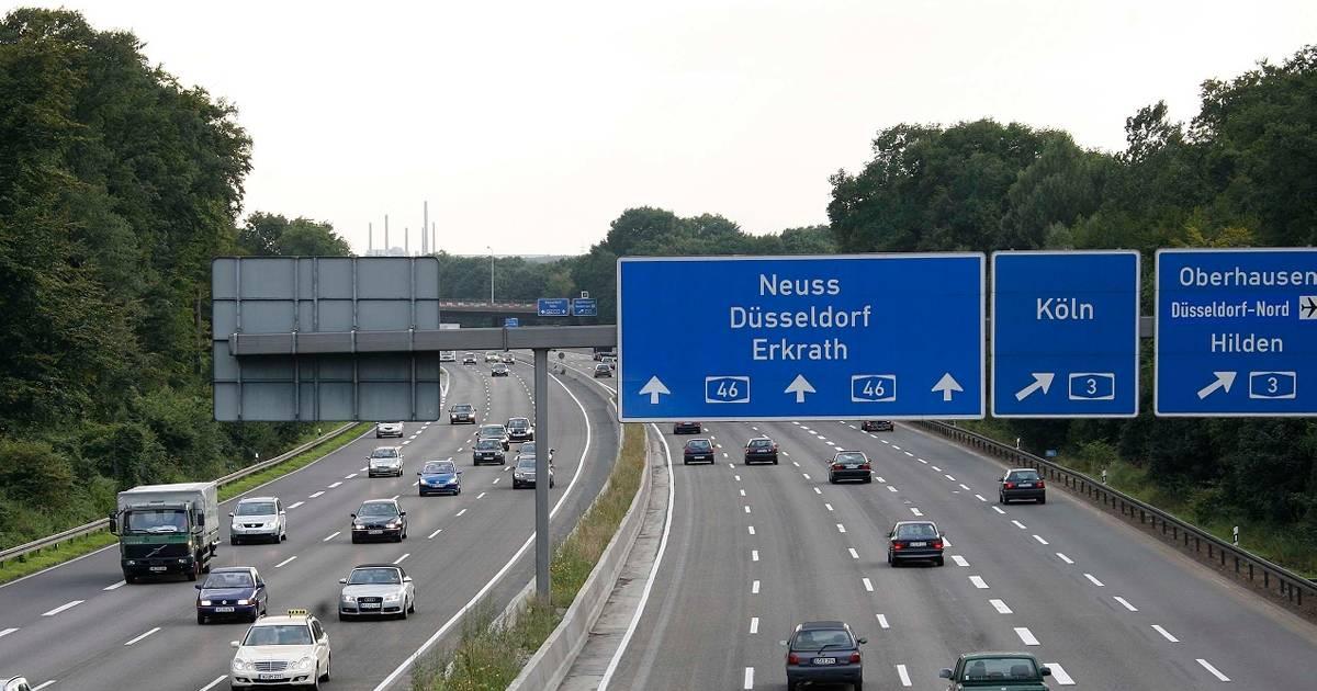 A46: Vollsperrungen von Kreuz Hilden bis Düsseldorf-Holthausen - ab Freitag
