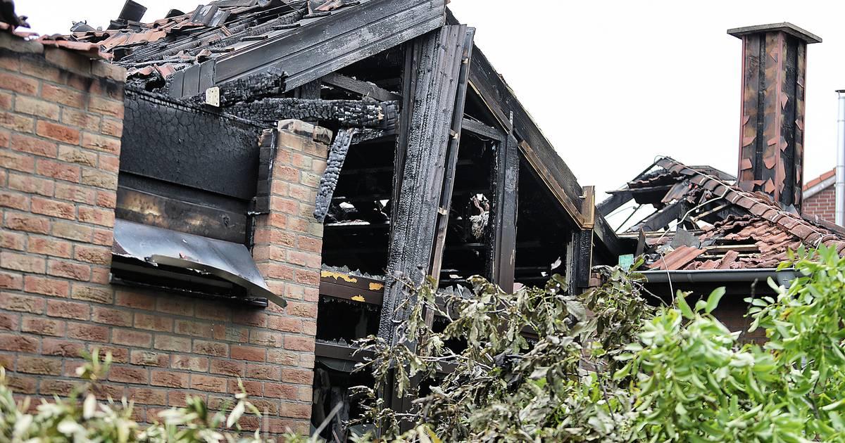 Nach Brand – Stadt entsorgt belastete Erde