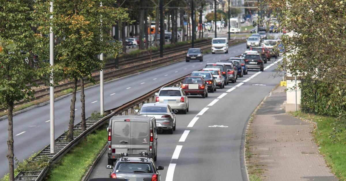 Düsseldorf: CDU will Umweltspuren sofort abschaffen - Forderung an OB Geisel