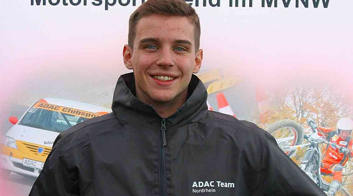 Rennsportler Nico Nünninghoff kommt aus Kerken