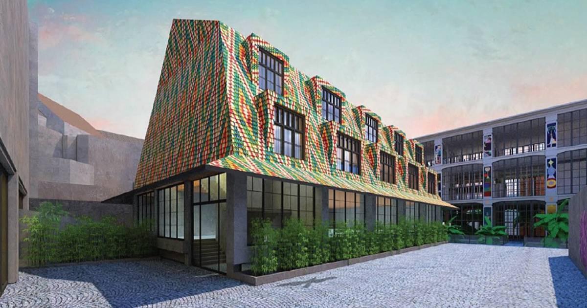 Düsseldorf-Friedrichstadt: Eine Schönheit im Hinterhof