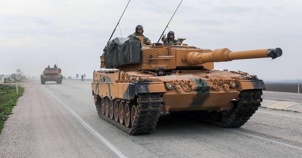Deutsche Waffenexporte in die Türkei auf höchstem Stand seit 14 Jahren