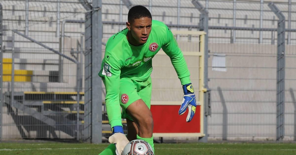Fortuna Düsseldorf: U23-Torwart Maduka Okoye debütiert für Nigeria