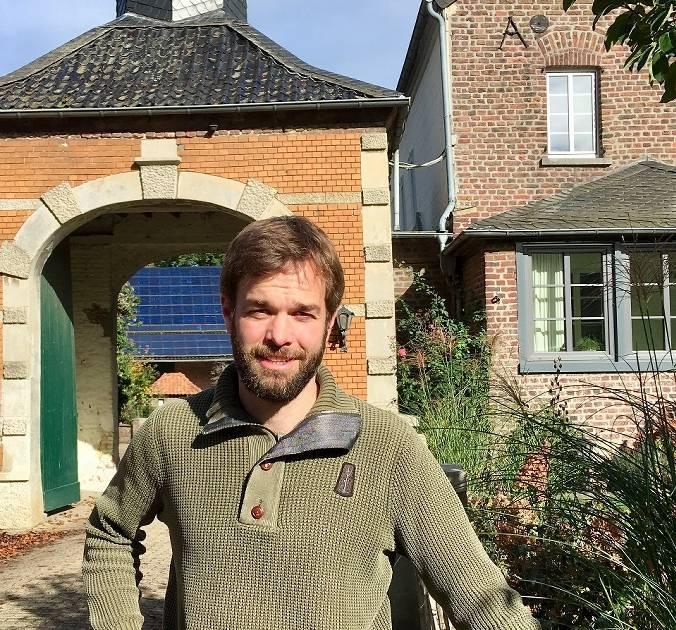 Erkelenz: Interview mit Christoph Schmitz, Gründer der GemüseAckerdemie