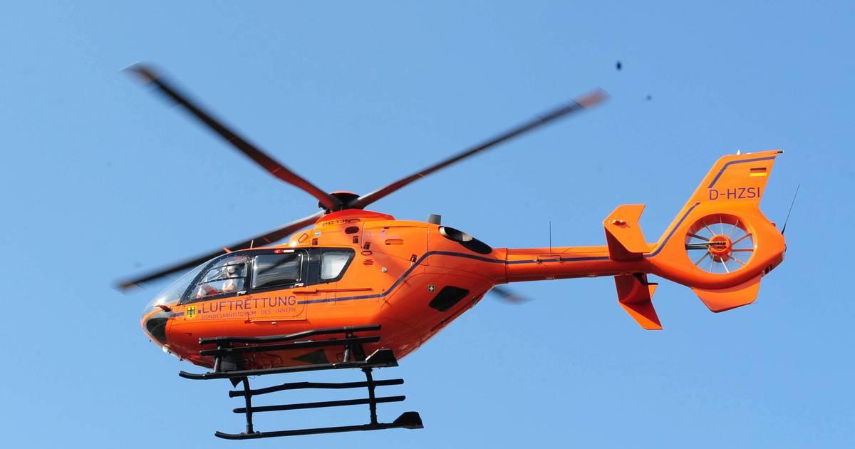 Schwerer Unfall auf L373 in Brüggen: Zwei Schwerverletzte