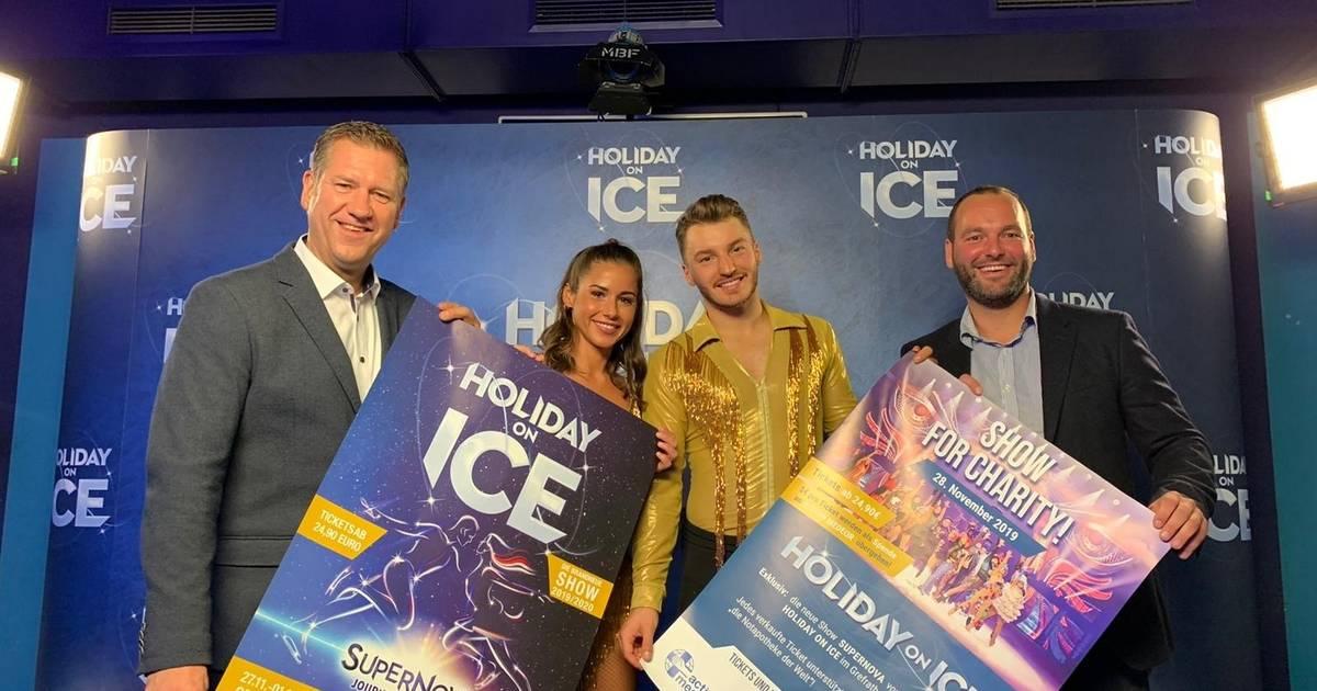 """Weltpremiere der neuen Show von """"Holiday on Ice"""" am 27. November in Grefrath"""
