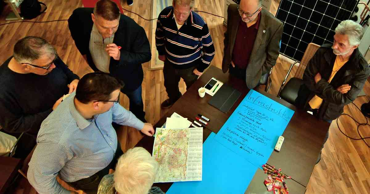 Bürger aus Willich diskutieren auf Einladung der SPD