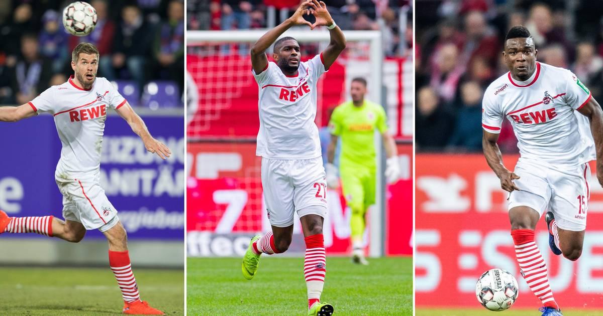 """1. FC Köln: Anthony Modeste ist auf der Suche nach dem """"Torjäger-Kostüm"""""""