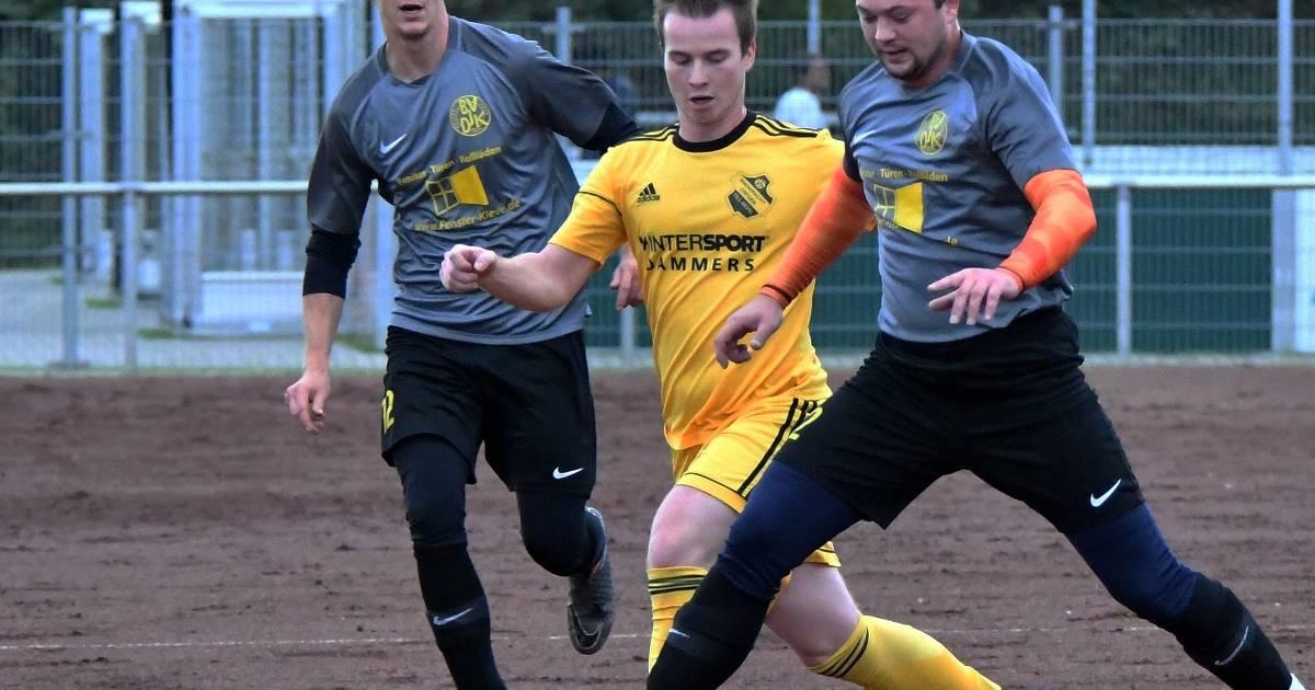 Fußball: SV Bedburg-Hau gewinnt Kellerduell gegen Concordia II