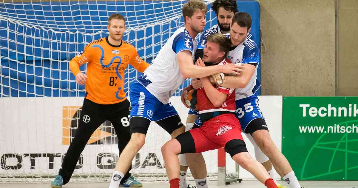 2. Handball-Bundesliga TSV Bayer Dormagen gewinnt in Ferndorf mit 34:22