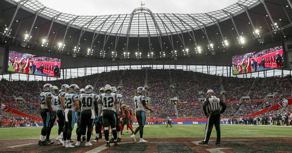 NFL denkt über ein Spiel in Deutschland nach