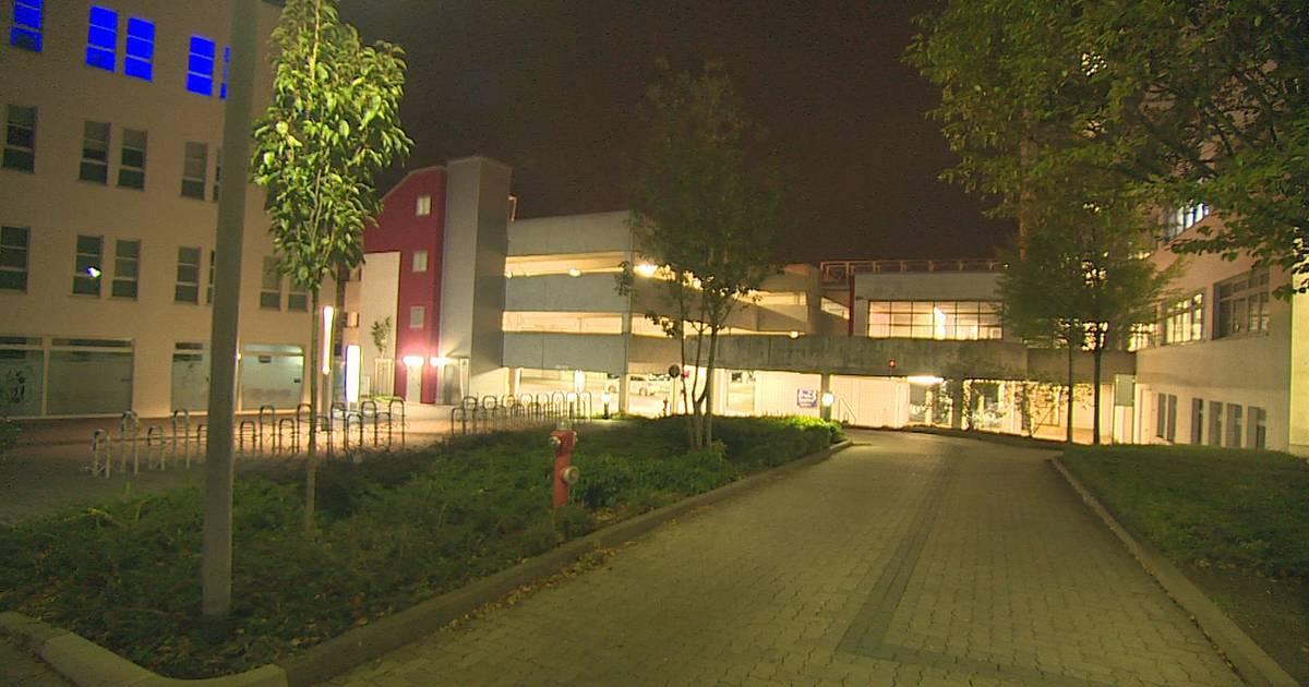 Moers: Tote Frau in Parkhaus von St. Josef-Krankenhaus starb wohl nach Suizid