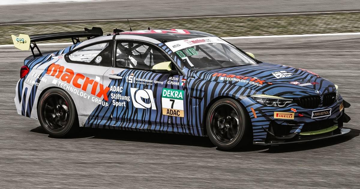 Motorsport: Zwei Vizemeisterschaften für RN Vision STS