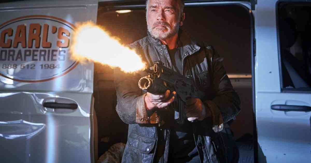 """Neuer """"Terminator""""-Film """"Dark Fate"""": Alt und grau"""