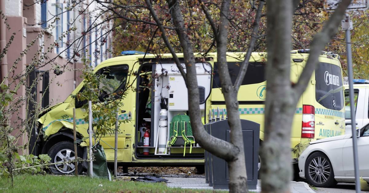 Vorfall in Oslo: Mann verletzt Menschen mit gestohlenem Krankenwagen