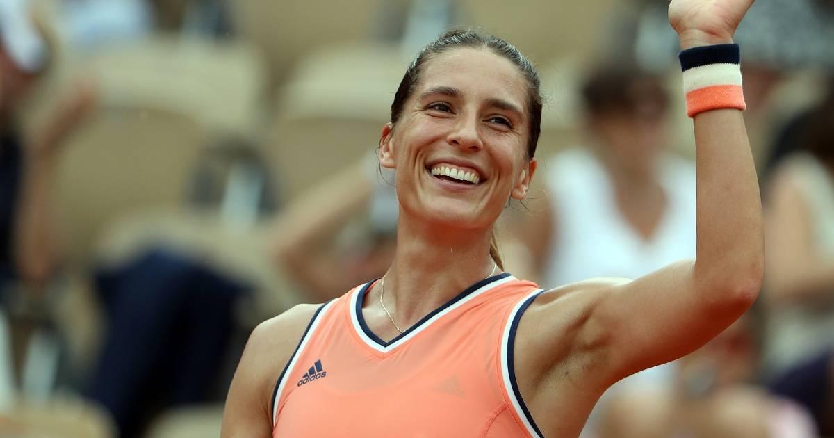 Andrea Petkovic wird ZDF-Moderatorin und bleibt aktive Tennisspielerin