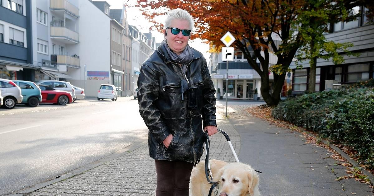 Grevenbroich: Blinde haben Angst vor lautlosen E-Scootern