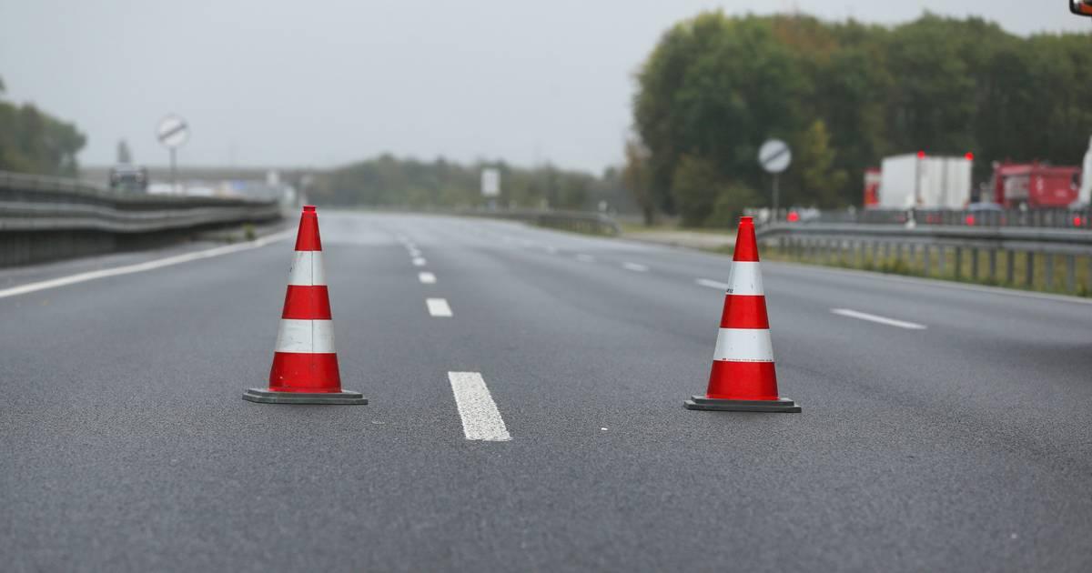 Köln: A57 wegen Kampfmittel-Suche nachts gesperrt