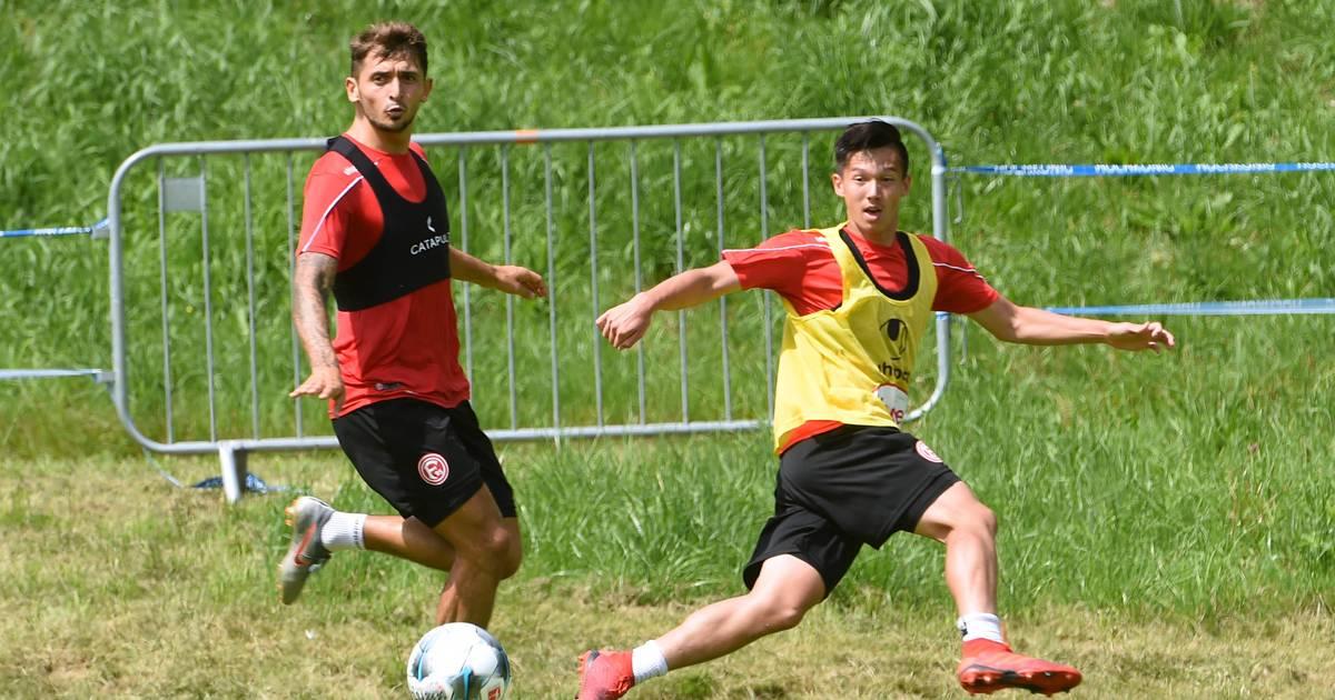 Fortuna Düsseldorf II: Regionalliga-Team kämpft mit sich selbst