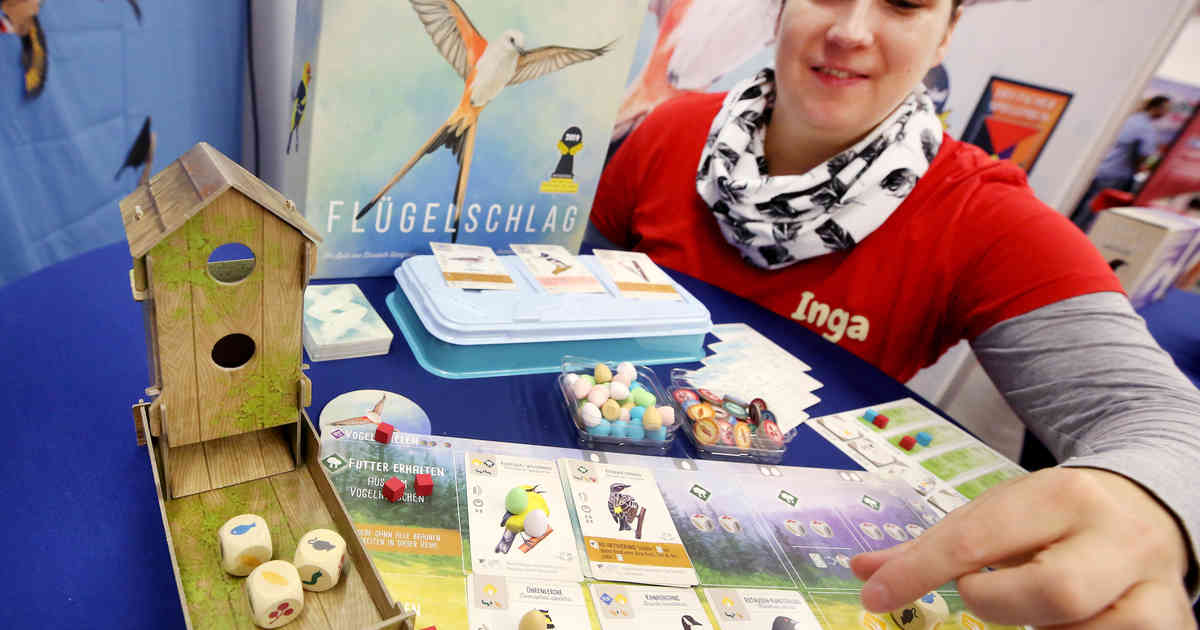 Spiel 19 in Essen: Mehr als 1500 Neuheiten auf der Spiele-Messe