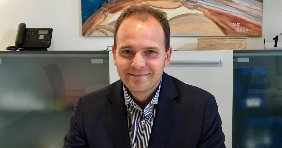 Michael Schneider ist Vorsitzender des Stadtsportverbandes Ratingen