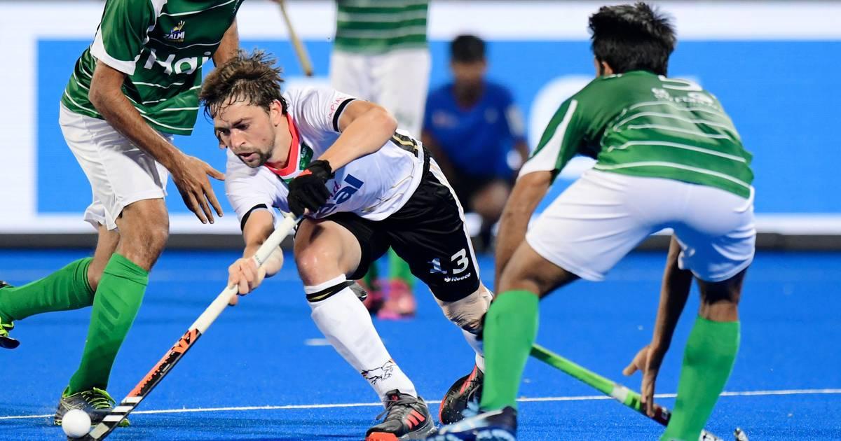 Deutsche Hockey-Nationalmannschaft schlägt Pakistan mit 6:2