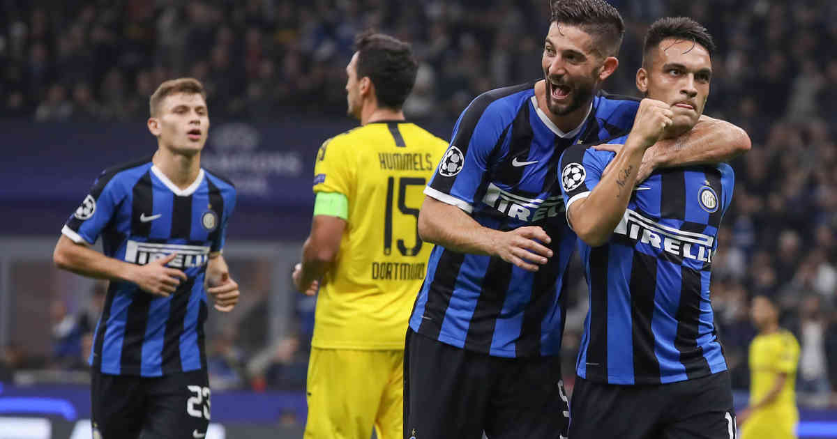 Champions League 19/20: Borussia Dortmund verliert bei Inter Mailand 0:2