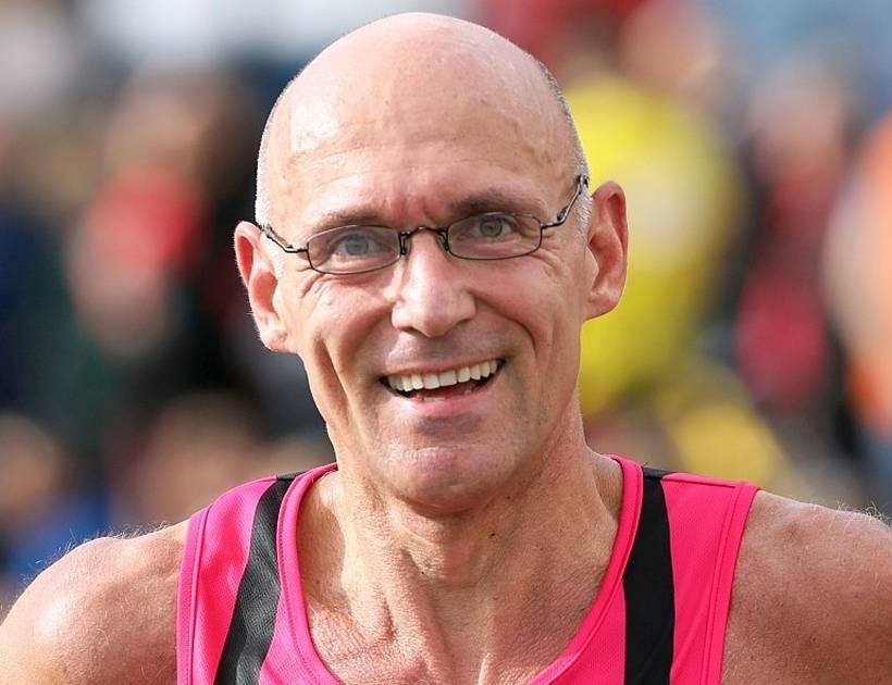 Gunnar Mitzner von Athletik Waldniel bei Marathon in Köln schnell unterwegs